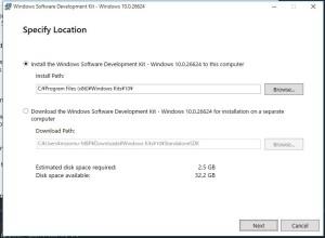 Windows10SDKDownload